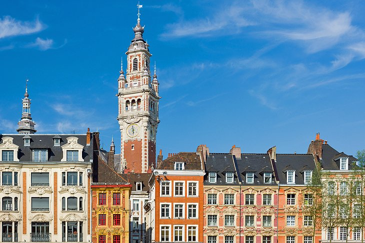 10 top rated tourist attractions in nord pas de calais - Tables decennales pas de calais ...