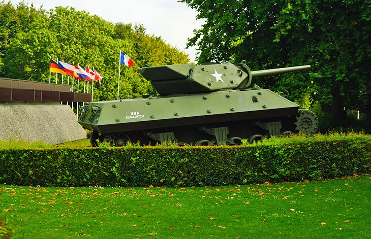 Memorial Museum of the Battle of Normandy, Bayeux
