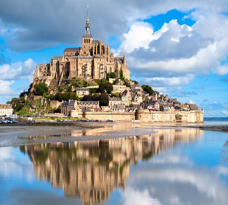 15 TopRated Tourist Attractions in Normandy – Paris France Tourist Attractions Map