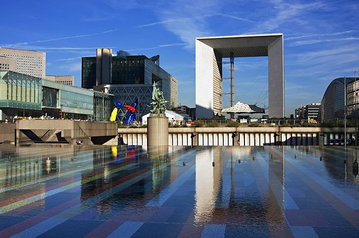 Grand Arche of La Défense