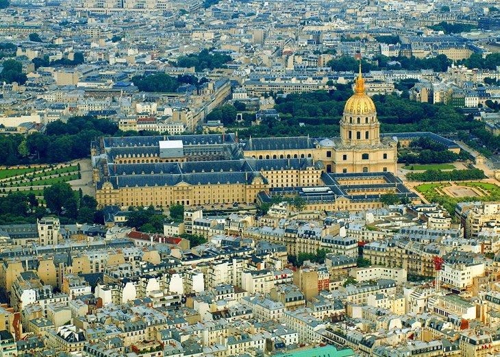 فندق ليزانفاليد في مدينة باريس، فرنسا