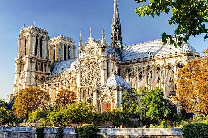 Image Cathédrale Notre Dame de Paris Cathédrale Notre-dame de Paris