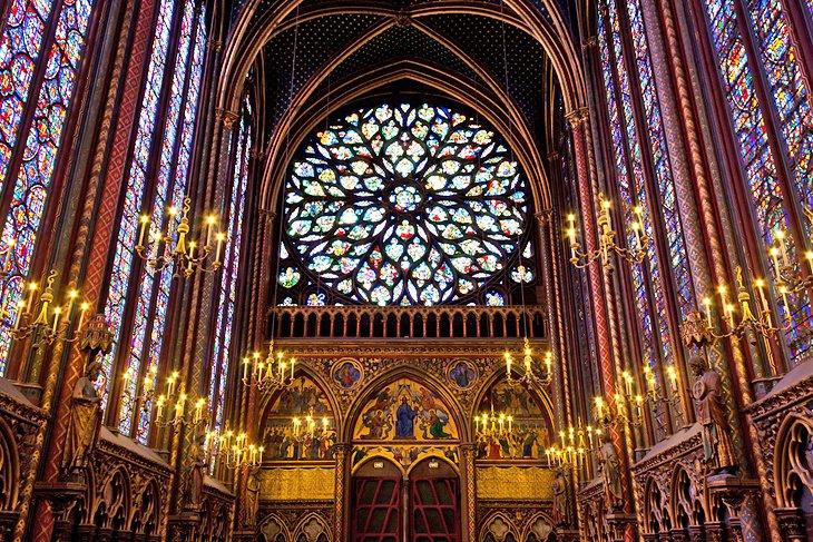 الحفلات الموسيقية في كنيسة سانت تشابيل، باريس، فرنسا