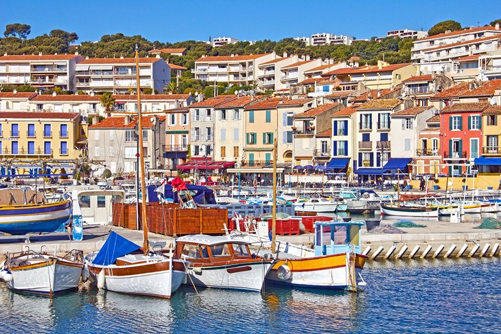 Cassis: A Picturesque Fishing Village