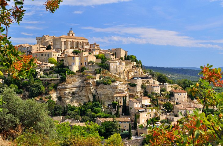 Gordes: A Beautiful Village in a Natural Park