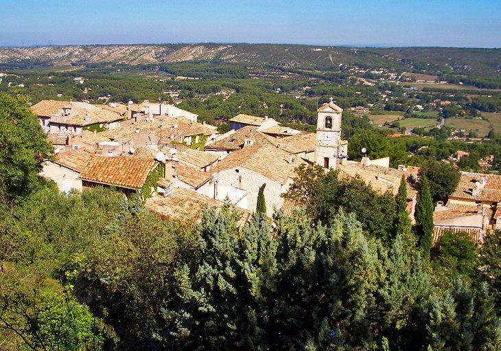 Circuit Provence 8 zile avion