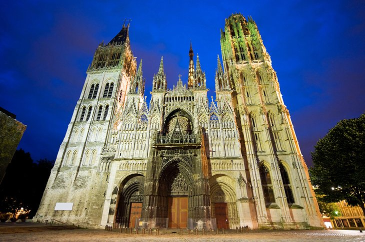 11 Top Tourist Attractions in Rouen & Easy Day Trips | PlanetWare