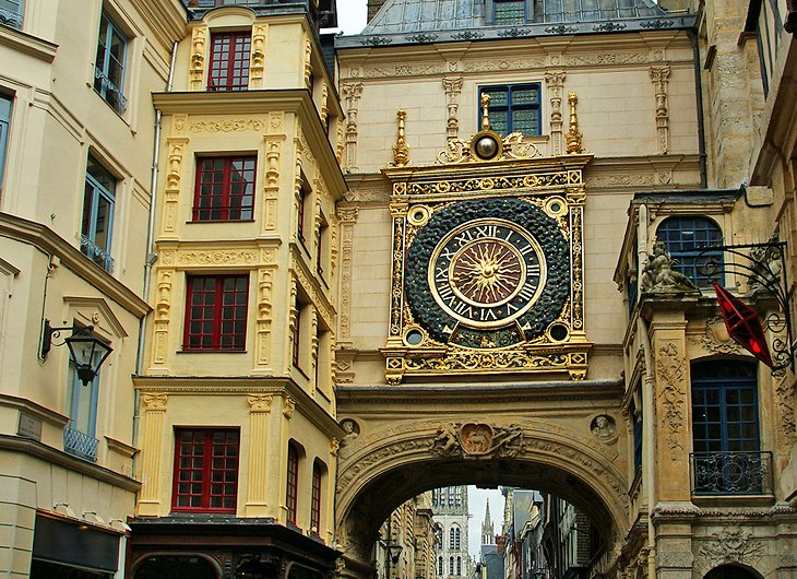 Tour du Gros-Horloge (Big Clock Tower)