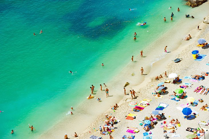 Пляжи Сент-Тропе Пляжи Сен-Тропе
