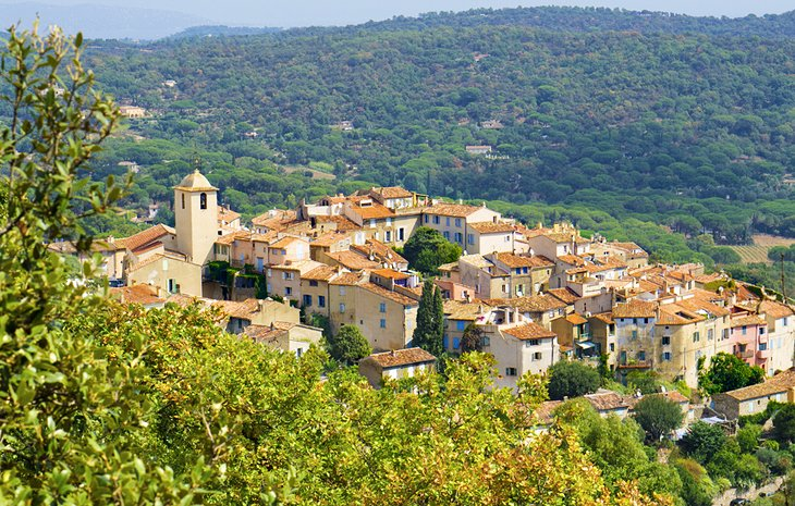Ramatuelle and Port-Grimaud