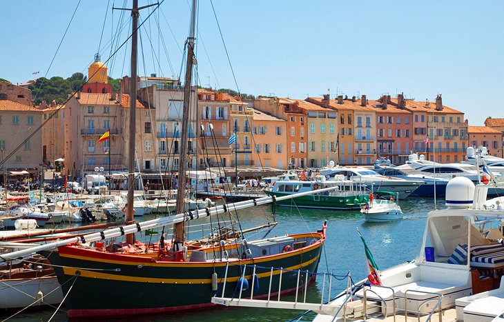 8 Top Tourist Attractions In Saint Tropez Easy Day Trips Planetware
