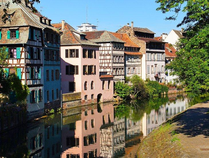 Barrio de los curtidores (La Petite France)