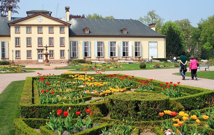 Parque de la Orangerie
