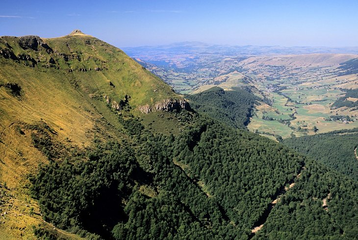 Commune with Nature in the Auvergne Region