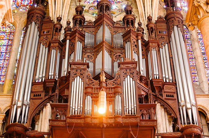 Be Inspired at the Chartres Cathedral Organ Festival