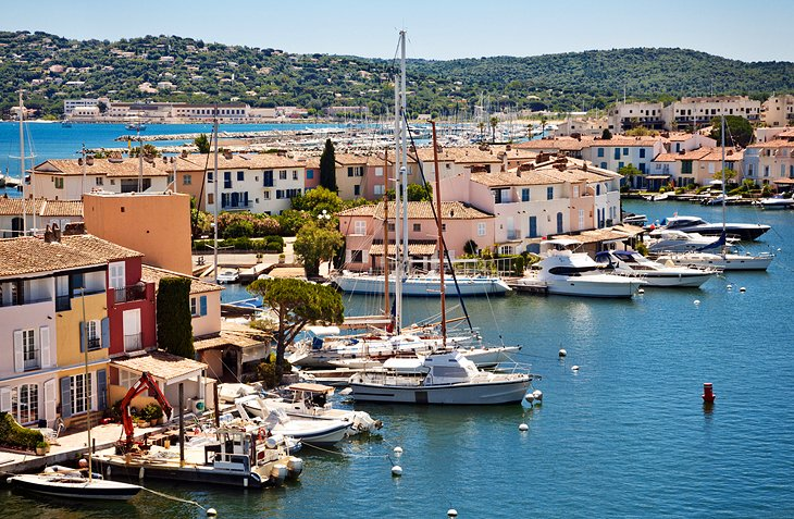 Go Sailing in Saint-Tropez