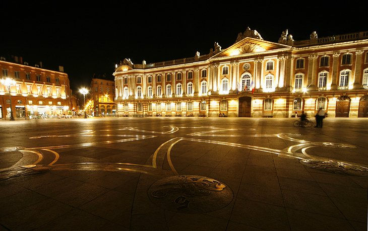 Hotel Capitole Toulouse France