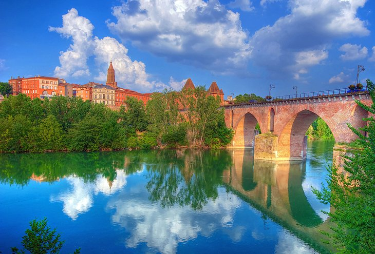 11 top tourist attractions in toulouse easy day trips planetware. Black Bedroom Furniture Sets. Home Design Ideas