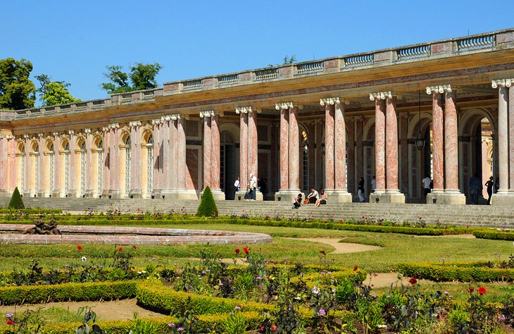 Grand Trianon & Petit Trianon Palaces