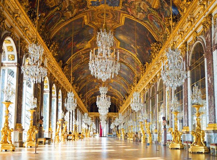 Visiting the chateau de versailles 10 top attractions for Architecte des batiments de france versailles