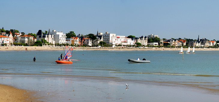 Royan's Sunny Beaches and Spa Treatments