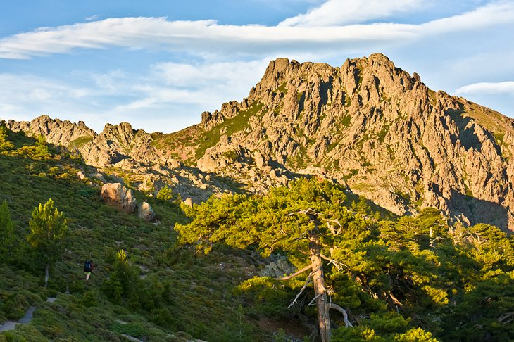 The Legendary GR20 Trail in Corsica