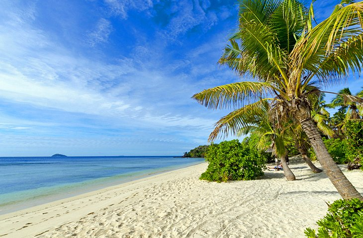 Fiji And Cook Islands Cruise