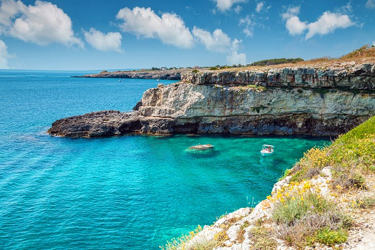 Puglia Beaches and Torre Guaceto
