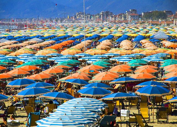 Viareggio، Riviera توسکانی