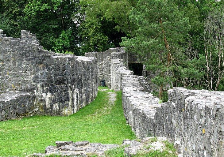 قلعه های کشور: Schellenberg