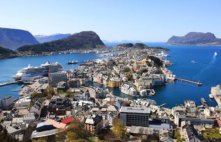 Ålesund، نروژ