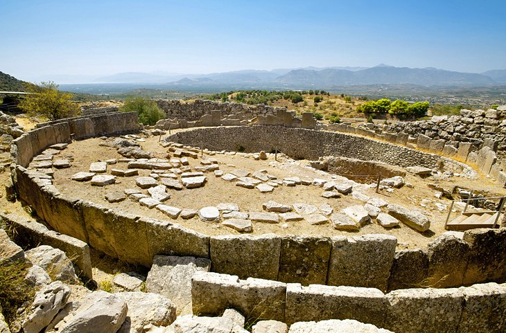 Mycenae: The Legendary City of Greek Mythology