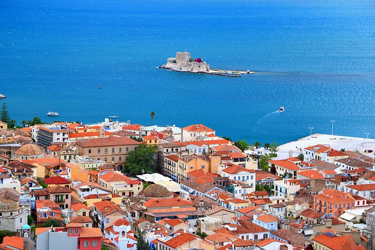 The Romantic City of Nafplio