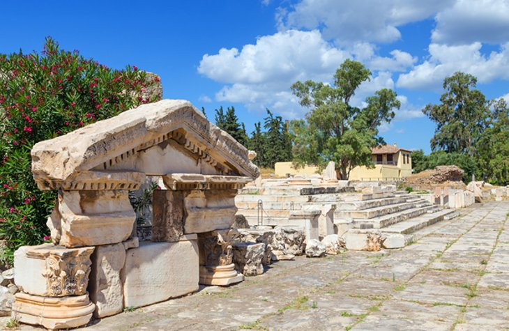 Ancient Cult Mysteries at Eleusis