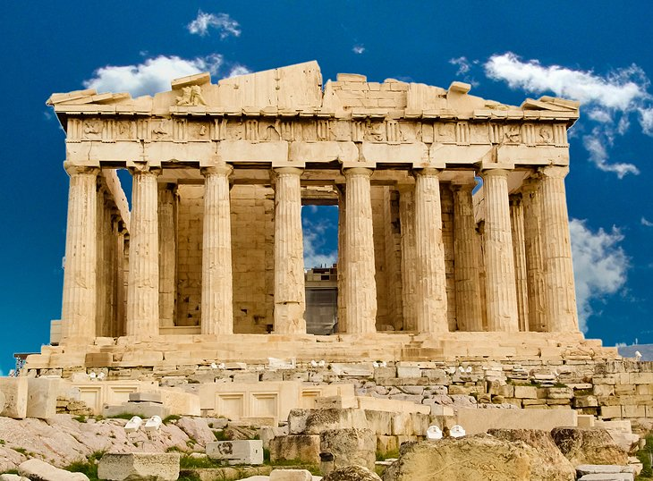 The Parthenon: The Most Sacred Site of the Ancient World