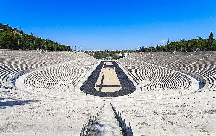 Panathenaic Stadium & Olympic Stadium