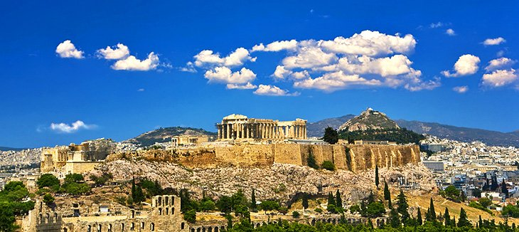 Hotels Near The Acropolis In Athens Greece