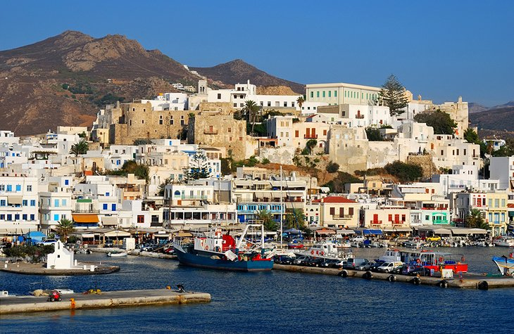 Naxos: Nature Sights, Mountain Villages, and Beaches