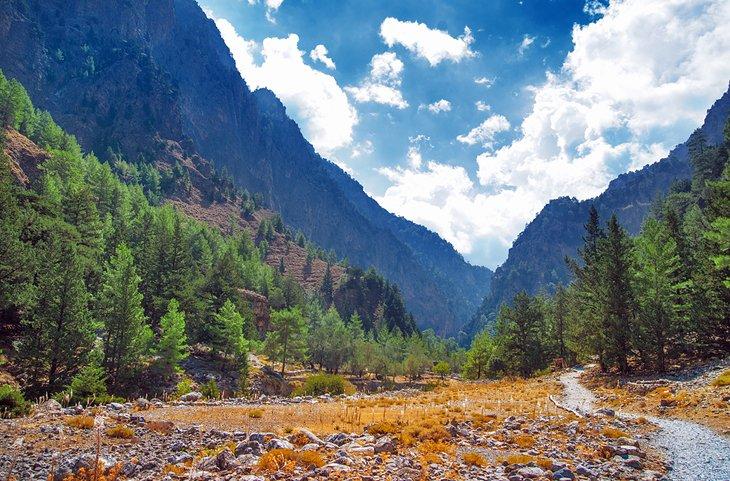 Samaria Gorge