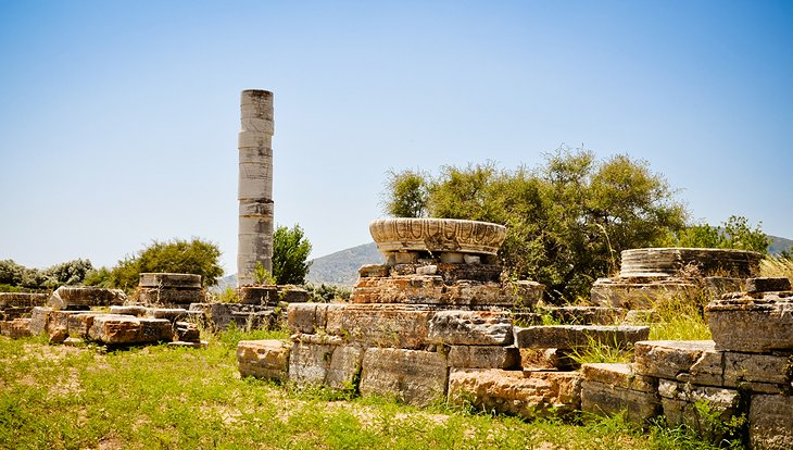 Héraion (Temple of Hera)