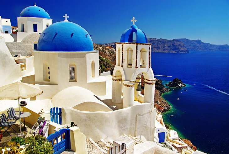 12 TopRated Tourist Attractions in Greece – Greece Tourist Attractions Map
