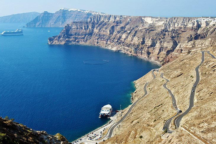 Santorini Gezilecek Yerler-3