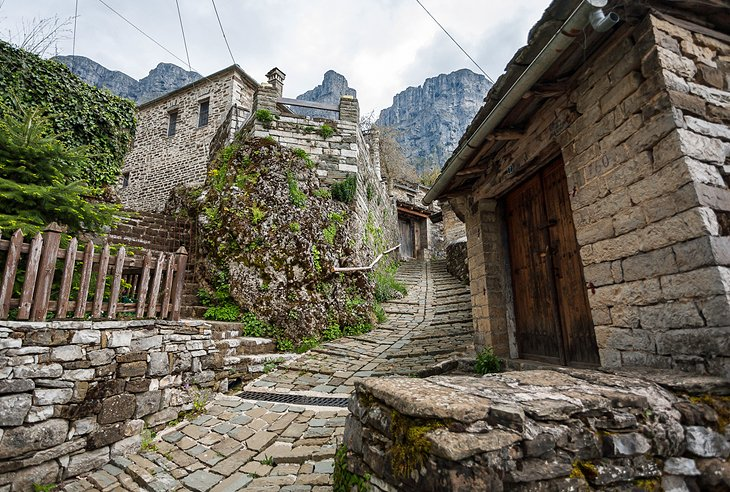 Stone Village of Zagoria