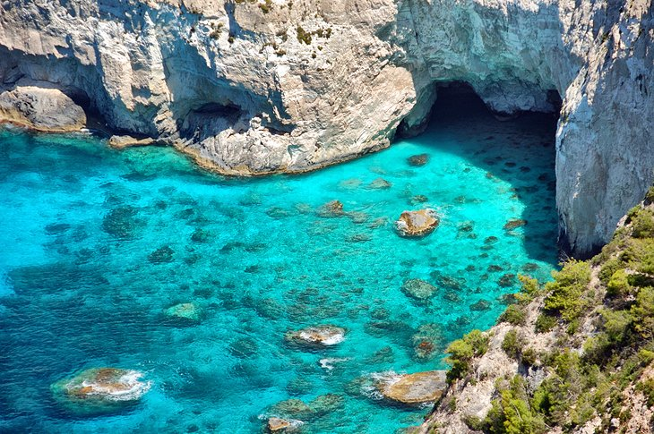 8 TopRated Tourist Attractions on Zakynthos PlanetWare