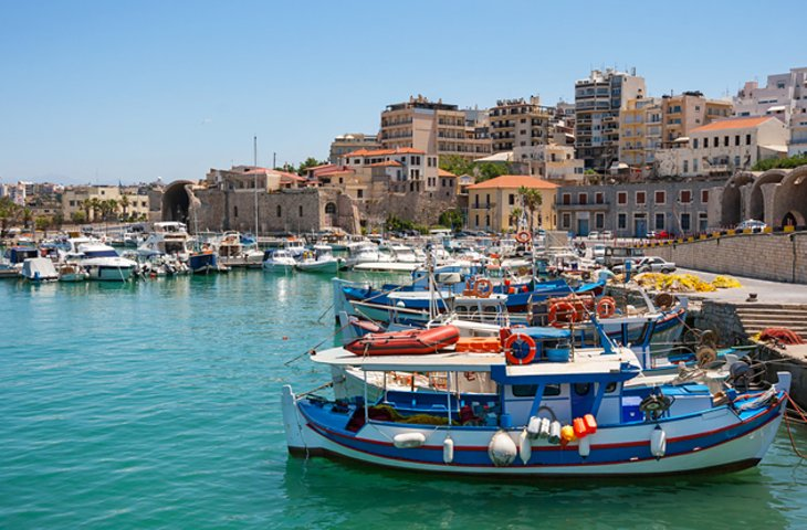 8 TopRated Tourist Attractions in Heraklion PlanetWare
