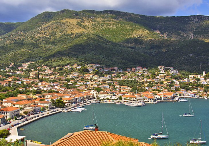 Ithaca Travel Guide Greece