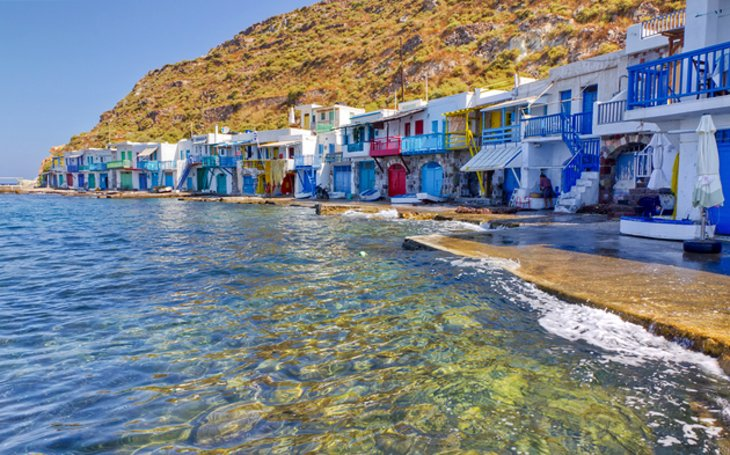 Milos Island: Fishing Villages and Quiet Beaches