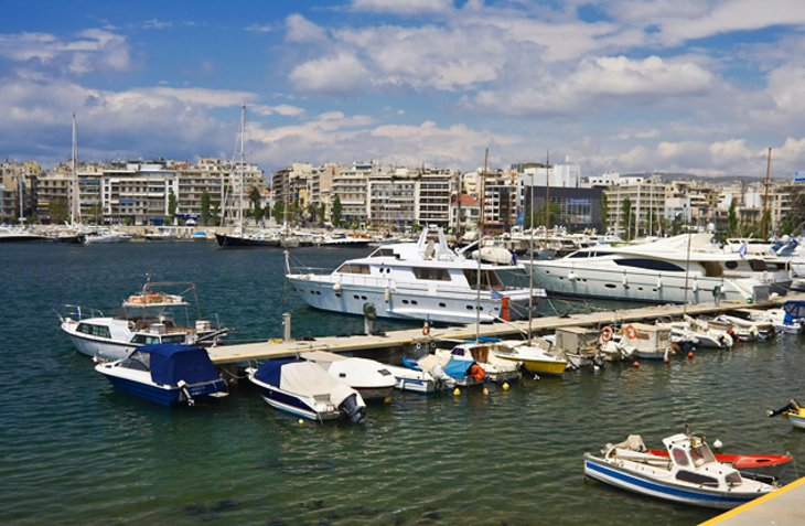 Piraeus: An Ancient Harbor, Modern Port, and Ferry Terminus