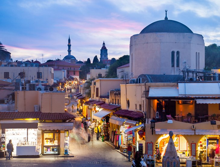 8 Top-Rated Tourist Attractions in Rhodes Town  PlanetWare