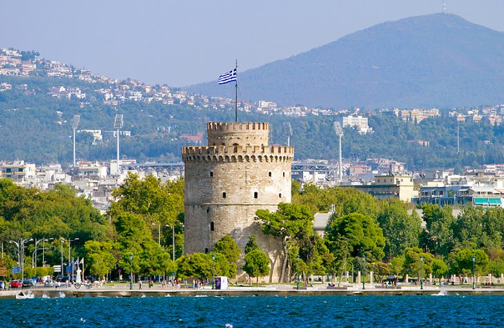 The White Tower: Relic of the Byzantine-Era Ramparts